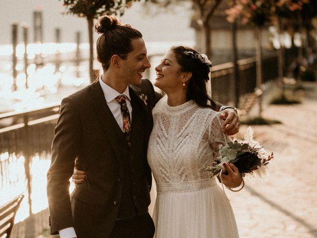 Il matrimonio di Fabrizio e Valeria a Maccagno, Varese 17