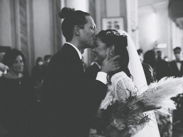 Il matrimonio di Fabrizio e Valeria a Maccagno, Varese 33