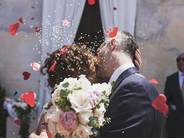 le nozze di Aurora e Paolo