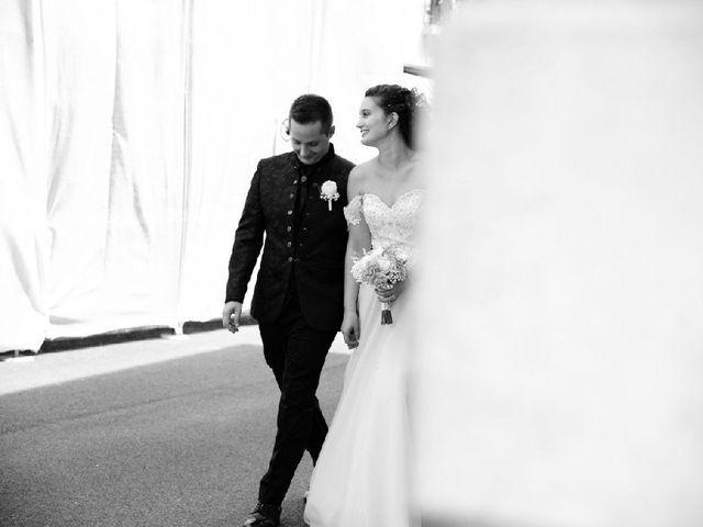 Il matrimonio di Giulia e Massimiliano a Polesella, Rovigo 1