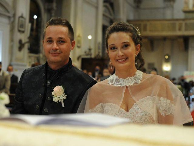 Il matrimonio di Giulia e Massimiliano a Polesella, Rovigo 14