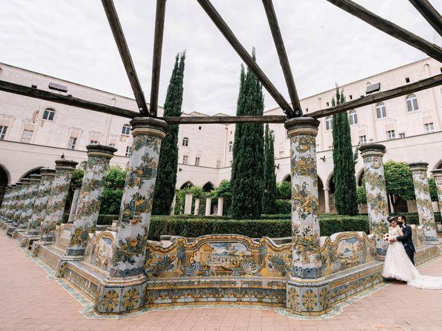 Il matrimonio di Lorena e Roberto a Napoli, Napoli 34