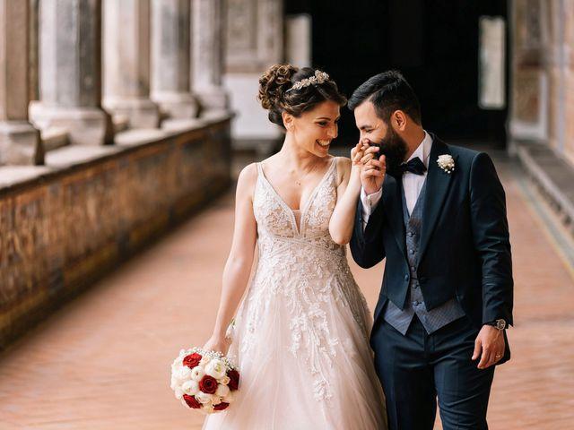 Il matrimonio di Lorena e Roberto a Napoli, Napoli 36