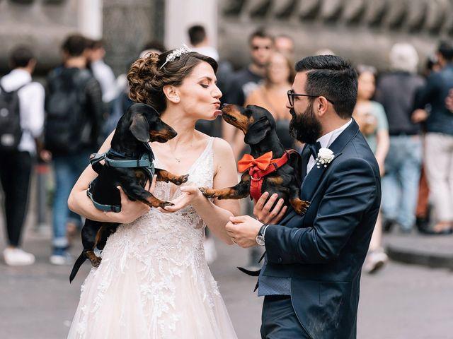 Il matrimonio di Lorena e Roberto a Napoli, Napoli 39