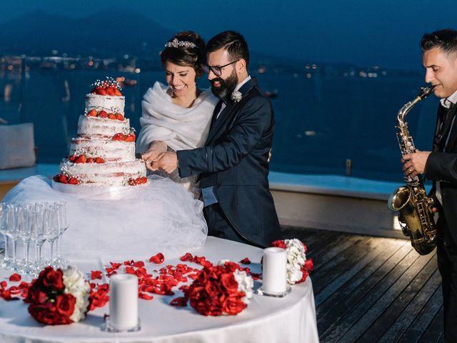 Il matrimonio di Lorena e Roberto a Napoli, Napoli 48