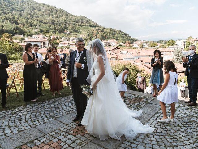Il matrimonio di Carlo e Chiara a Pavone Canavese, Torino 22