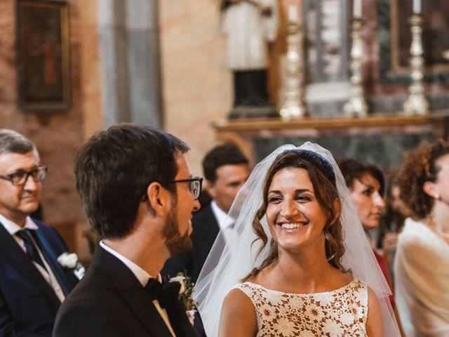Il matrimonio di Carlo e Chiara a Pavone Canavese, Torino 25