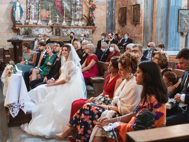 Il matrimonio di Carlo e Chiara a Pavone Canavese, Torino 27
