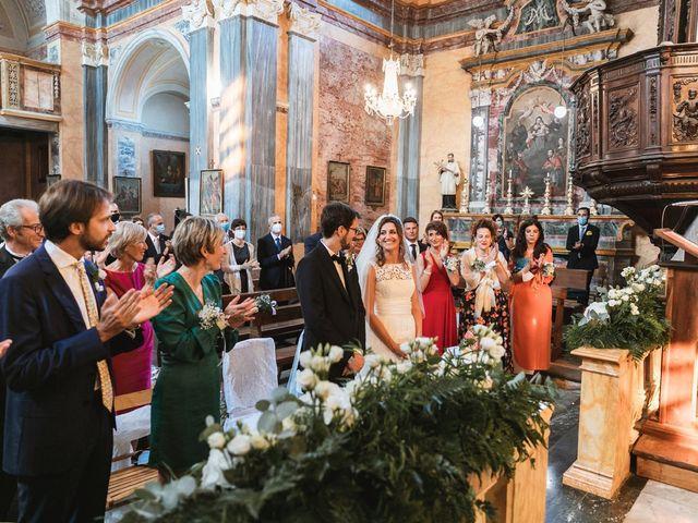 Il matrimonio di Carlo e Chiara a Pavone Canavese, Torino 32