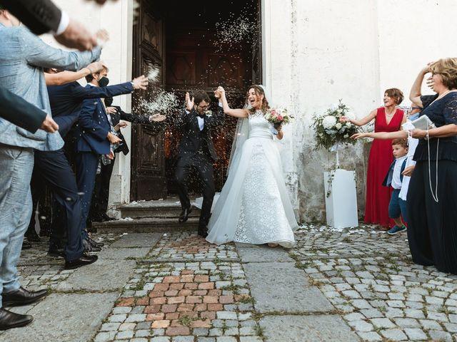 Il matrimonio di Carlo e Chiara a Pavone Canavese, Torino 33