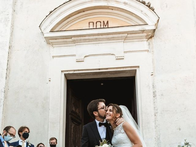Il matrimonio di Carlo e Chiara a Pavone Canavese, Torino 35