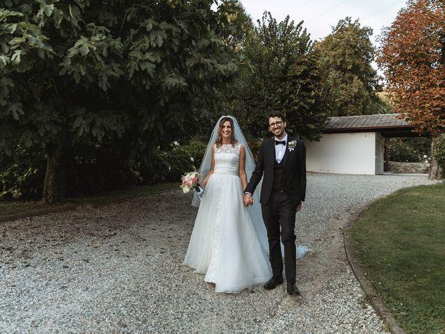 Il matrimonio di Carlo e Chiara a Pavone Canavese, Torino 43