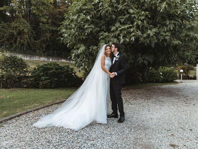 Il matrimonio di Carlo e Chiara a Pavone Canavese, Torino 45