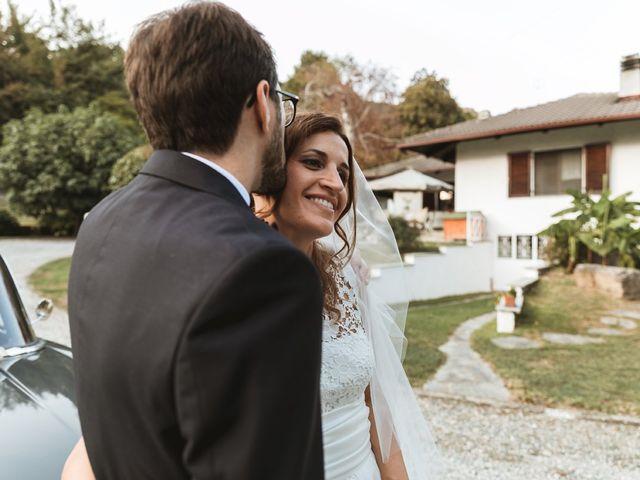 Il matrimonio di Carlo e Chiara a Pavone Canavese, Torino 49