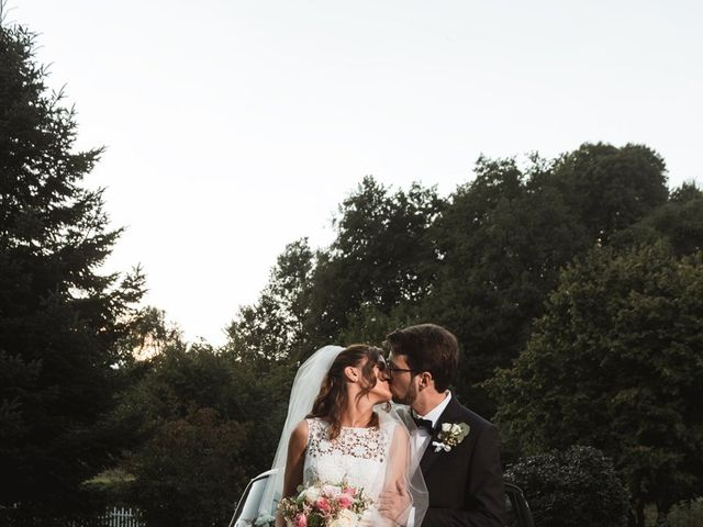 Il matrimonio di Carlo e Chiara a Pavone Canavese, Torino 1