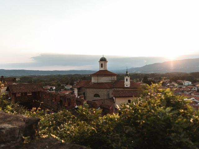 Il matrimonio di Carlo e Chiara a Pavone Canavese, Torino 59