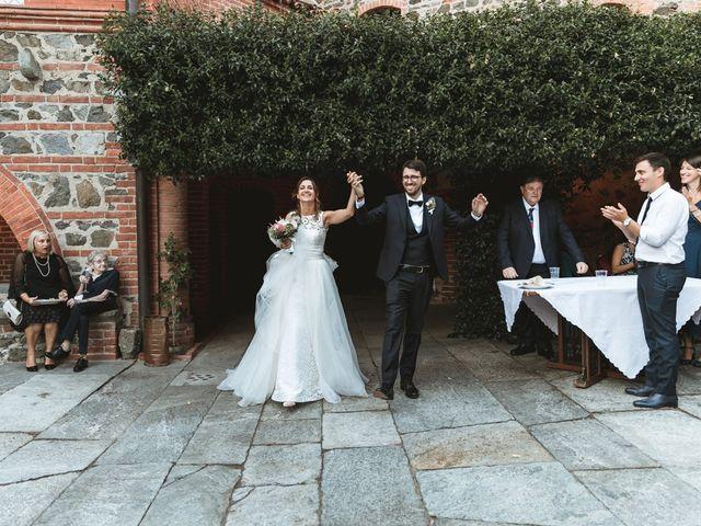 Il matrimonio di Carlo e Chiara a Pavone Canavese, Torino 64