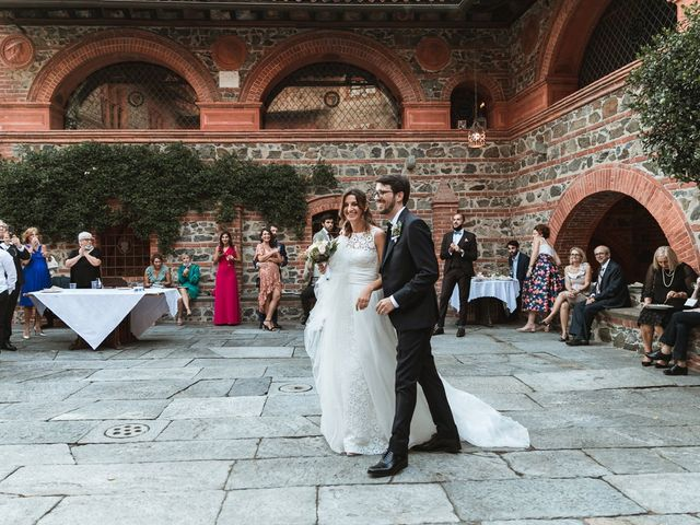 Il matrimonio di Carlo e Chiara a Pavone Canavese, Torino 65