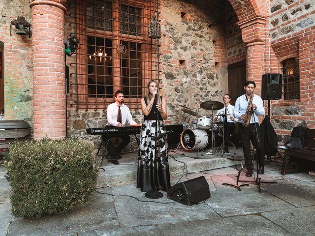 Il matrimonio di Carlo e Chiara a Pavone Canavese, Torino 67