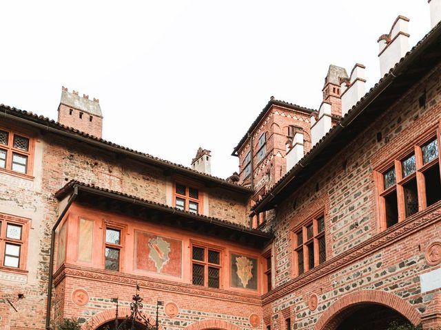 Il matrimonio di Carlo e Chiara a Pavone Canavese, Torino 68