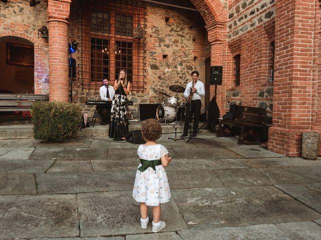 Il matrimonio di Carlo e Chiara a Pavone Canavese, Torino 69