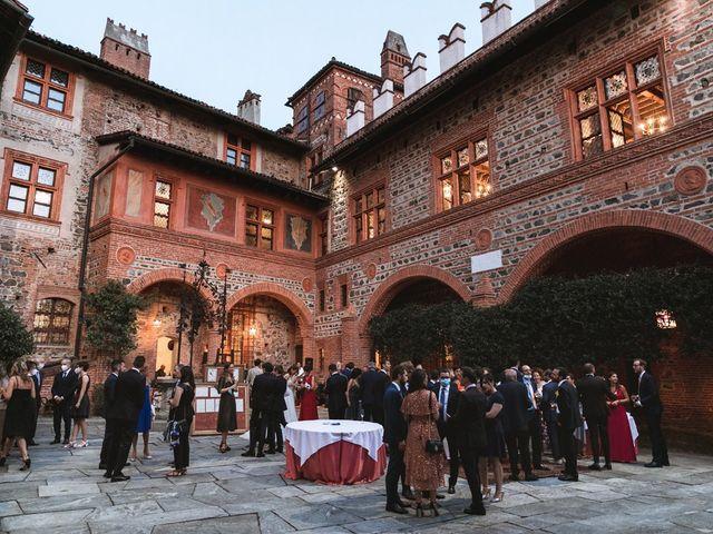 Il matrimonio di Carlo e Chiara a Pavone Canavese, Torino 74