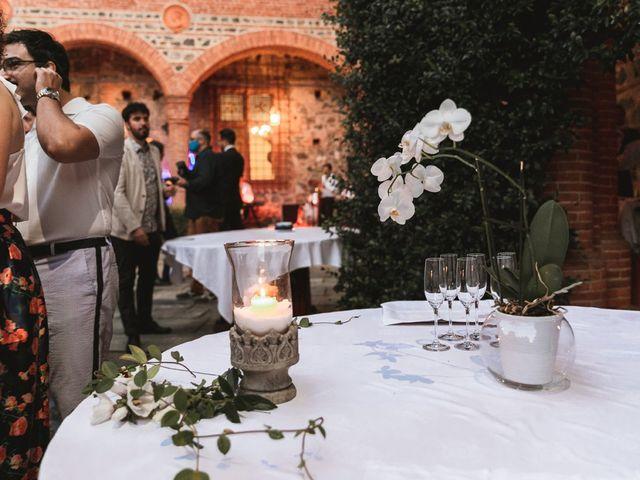 Il matrimonio di Carlo e Chiara a Pavone Canavese, Torino 75