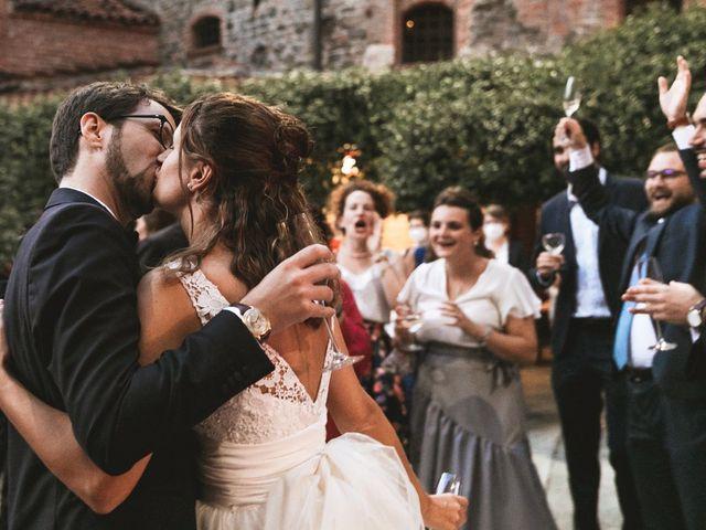 Il matrimonio di Carlo e Chiara a Pavone Canavese, Torino 76