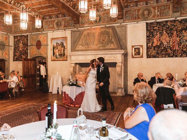 Il matrimonio di Carlo e Chiara a Pavone Canavese, Torino 80