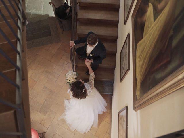 Il matrimonio di Roberto e Marta a Cernusco Lombardone, Lecco 6