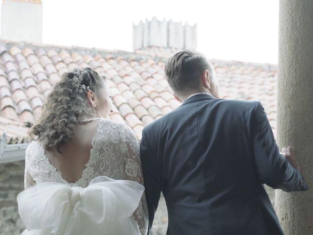 Il matrimonio di Roberto e Marta a Cernusco Lombardone, Lecco 7