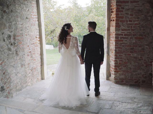 Il matrimonio di Roberto e Marta a Cernusco Lombardone, Lecco 8