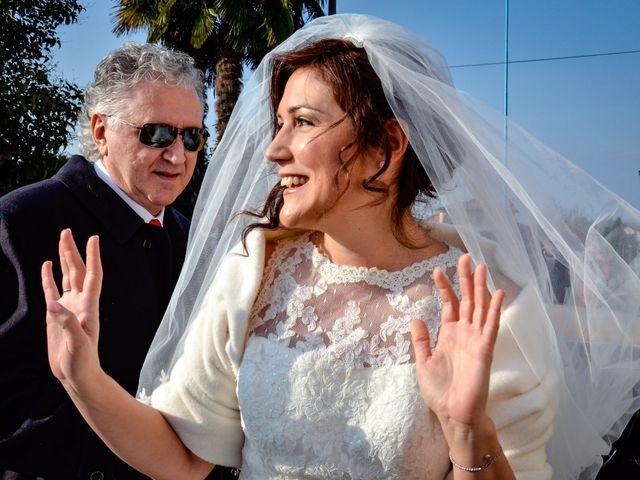 Il matrimonio di Alberto e Cristiana a Urbana, Padova 7