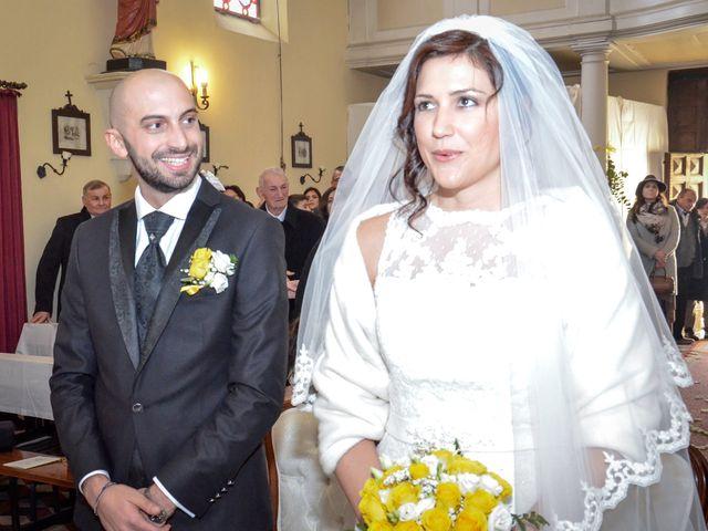 Il matrimonio di Alberto e Cristiana a Urbana, Padova 8