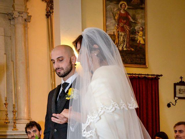 Il matrimonio di Alberto e Cristiana a Urbana, Padova 10