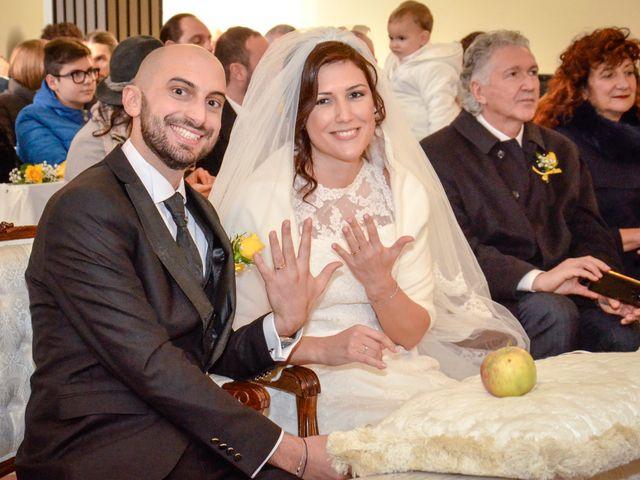 Il matrimonio di Alberto e Cristiana a Urbana, Padova 11
