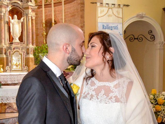 Il matrimonio di Alberto e Cristiana a Urbana, Padova 12