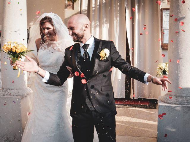 Il matrimonio di Alberto e Cristiana a Urbana, Padova 13