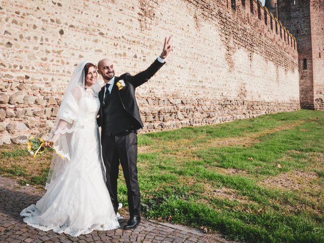 Il matrimonio di Alberto e Cristiana a Urbana, Padova 14