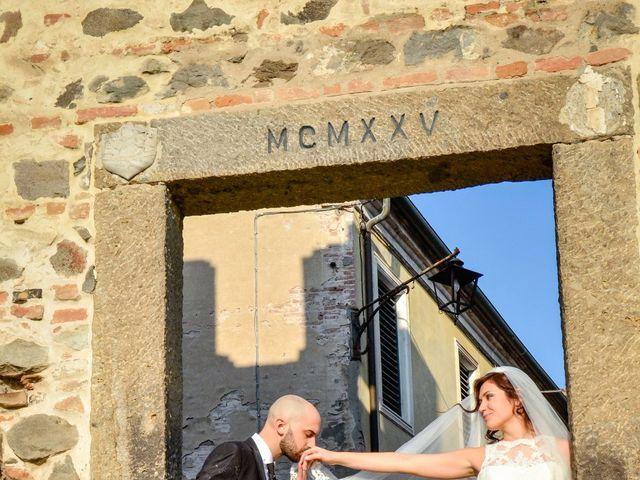 Il matrimonio di Alberto e Cristiana a Urbana, Padova 15