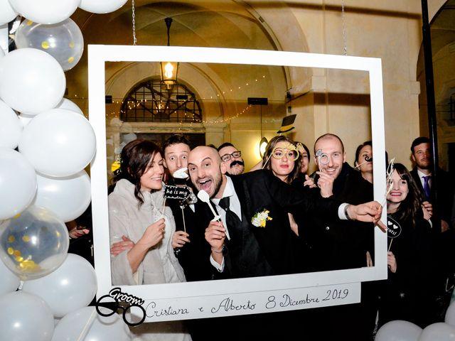 Il matrimonio di Alberto e Cristiana a Urbana, Padova 18
