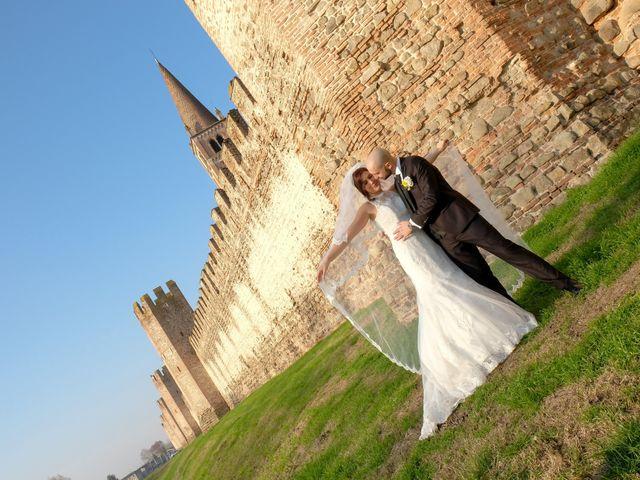 Il matrimonio di Alberto e Cristiana a Urbana, Padova 20