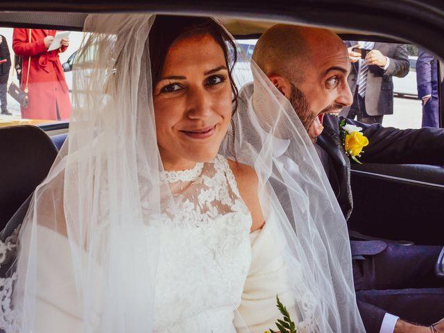 Il matrimonio di Alberto e Cristiana a Urbana, Padova 2
