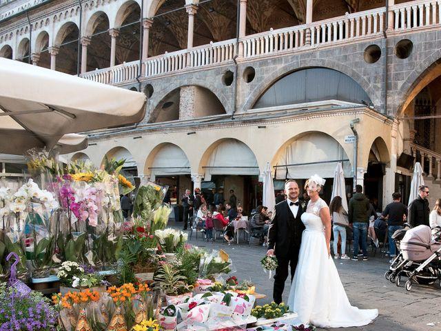 Il matrimonio di Christian e Desiree a Padova, Padova 11