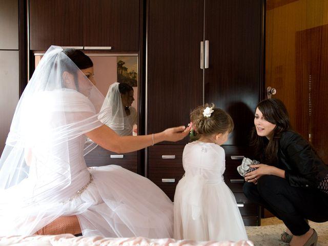 Il matrimonio di alfredo e brunella a campobasso for Sposa che corre