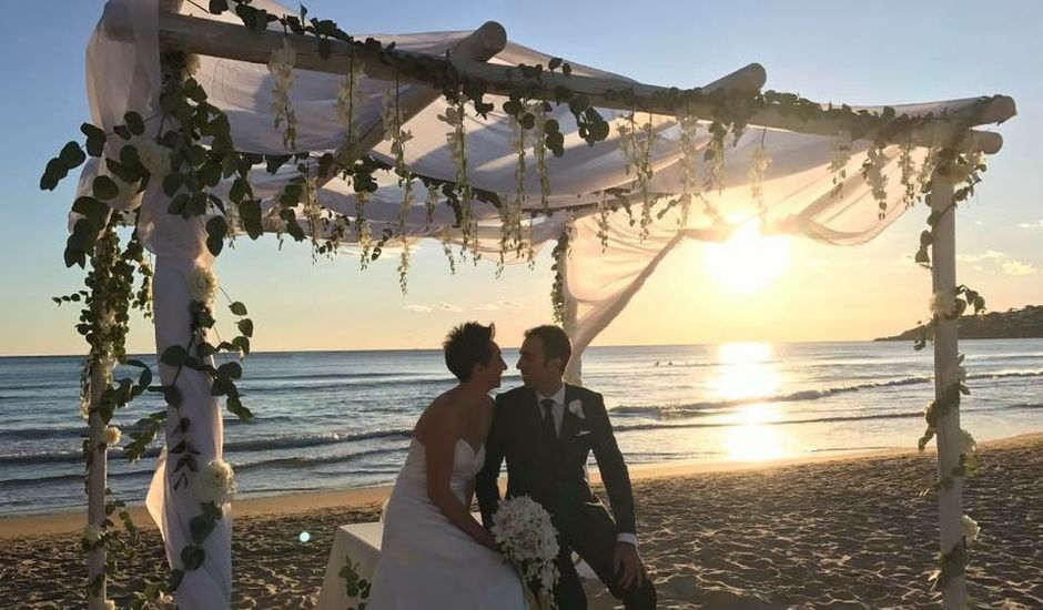 Il matrimonio di Roberto e Federica a Gaeta, Latina