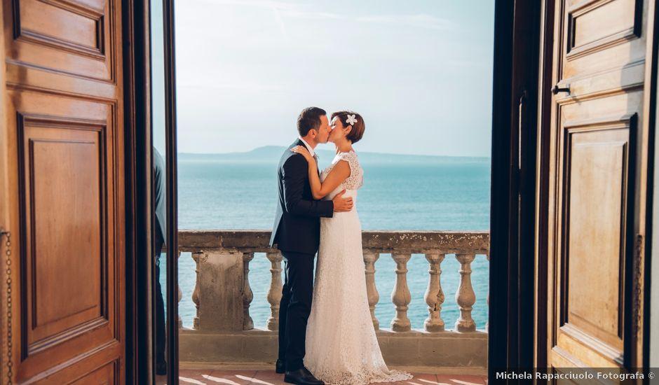 Il matrimonio di Marco e Claudia a Vico Equense, Napoli