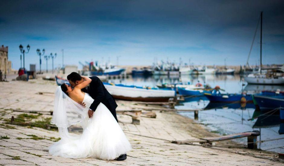 Il matrimonio di Francesco e Valentina a Bisceglie, Bari