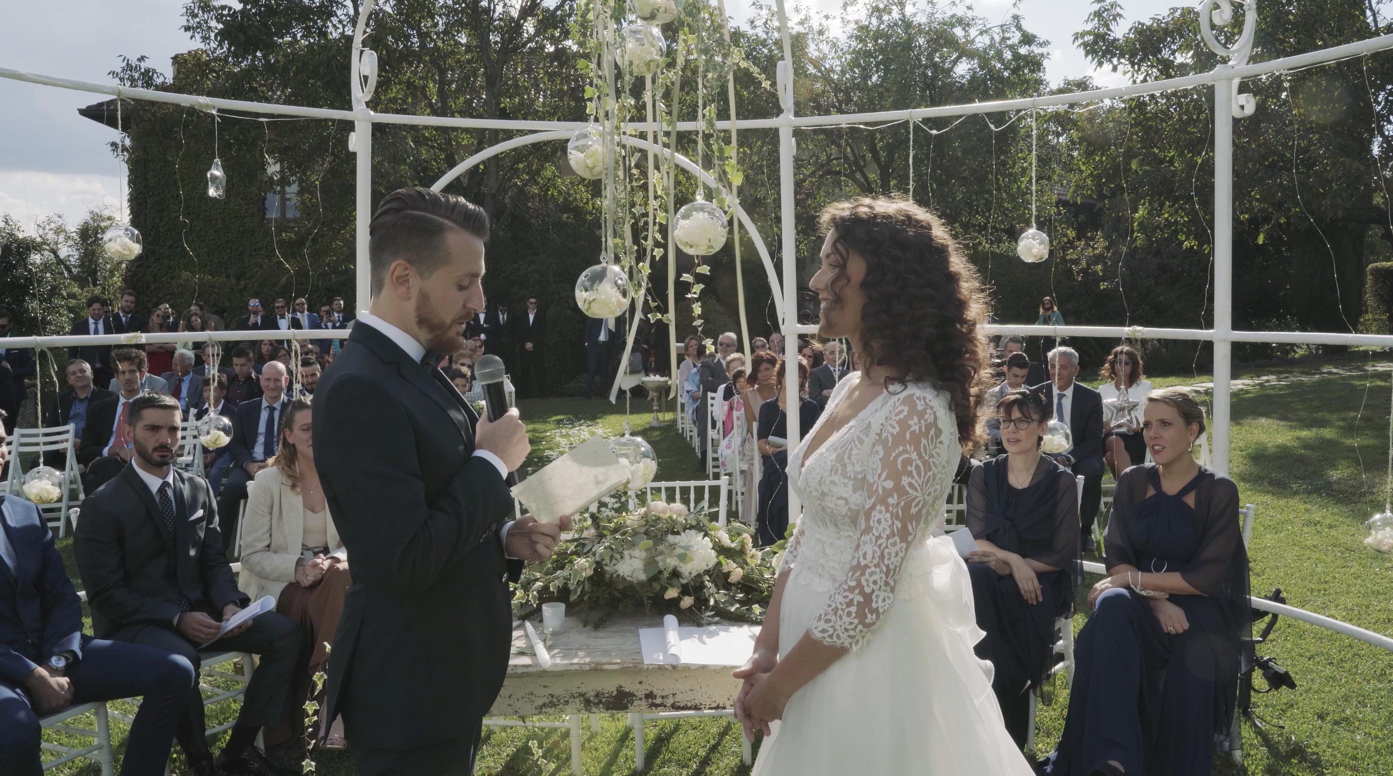 Il matrimonio di Roberto e Marta a Cernusco Lombardone, Lecco