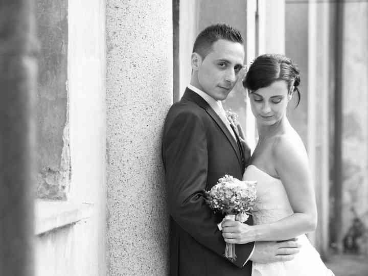 Le nozze di Chiara e Gerry